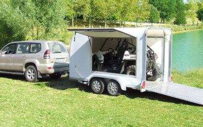 Comment choisir sa remorque pour le transport d'une voiture à Toulouse ?